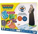 My Salah Mat - Educational Interactive Prayer Mat & Book for Children in 11 Languages (English, French, Arabic, Malaysian, Indonesian, Turkish, Urdu, Bengali, German, Russian & Spanish)